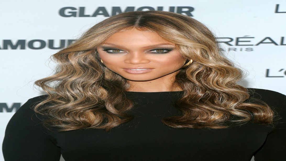 Surprise! Tyra Banks Is a Mom!
