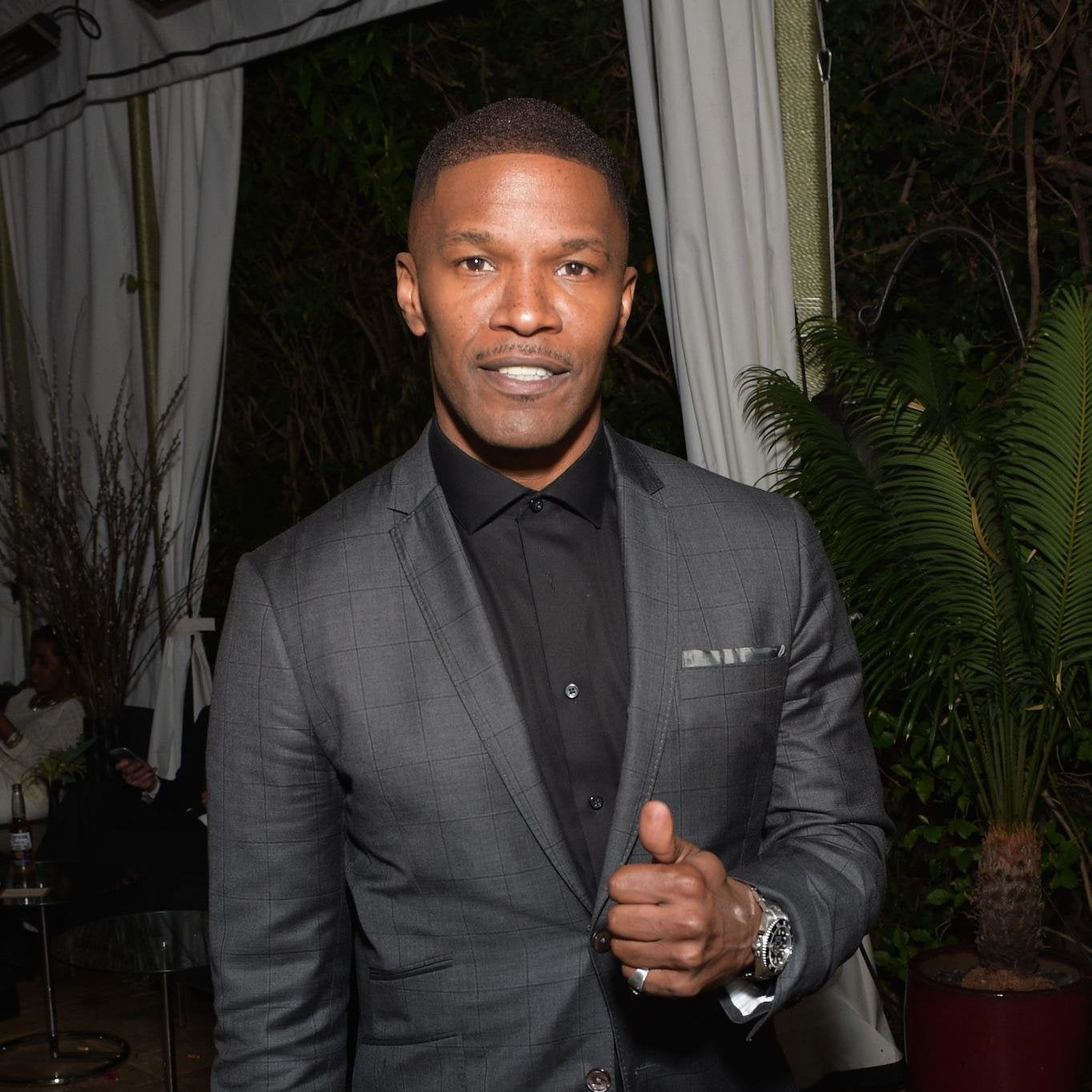 Jamie Foxx to Present at the 2016 Golden Globes
