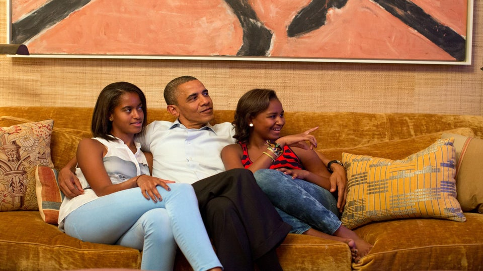 Obama on How Being President Has Made Him a Better Dad