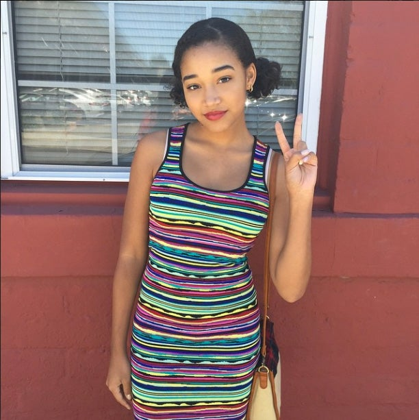 Hunger Games Star Amandla Stenberg Comes Out as Bisexual: 'It's Deeply Bruising to Fight Against Your Identity'