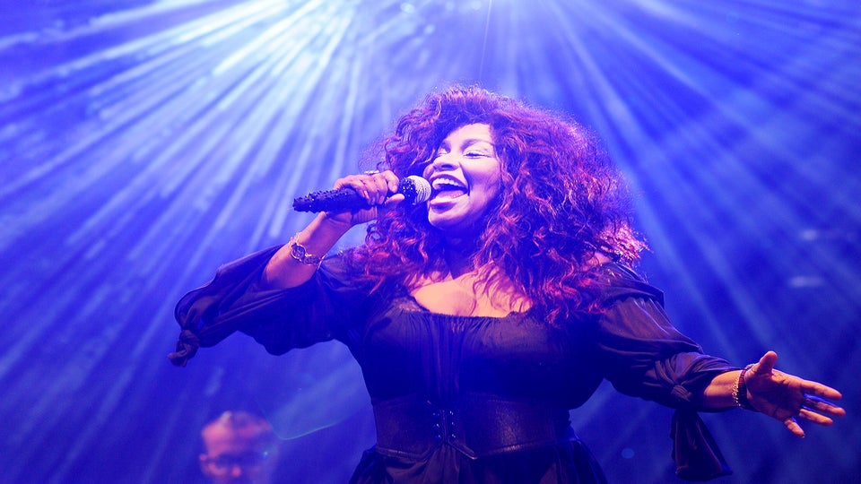 Chaka Khan Launches Lip-Syncing Fan Video Challenge for Song 'I Love Myself'