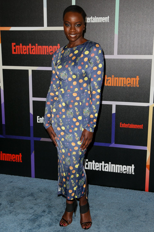 Danai Gurira to Play Tupac's Mother Afeni Shakur in 'All Eyez on Me'