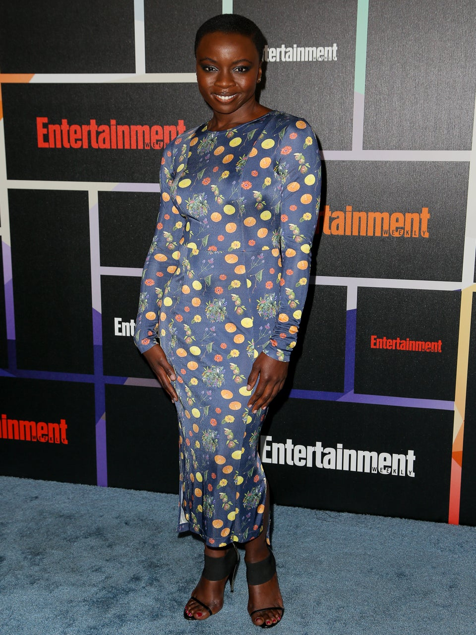 Danai Gurira to Play Tupac's Mother Afeni Shakur in 'All Eyez on Me'