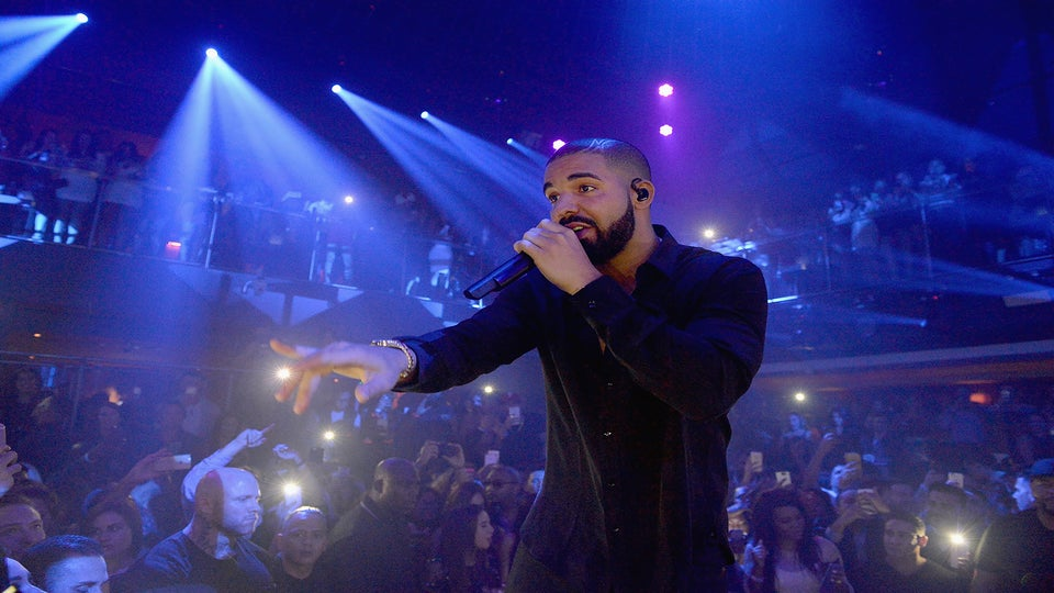 Drake Performed at a Bat Mitzvah in New York and The Party Was Lit