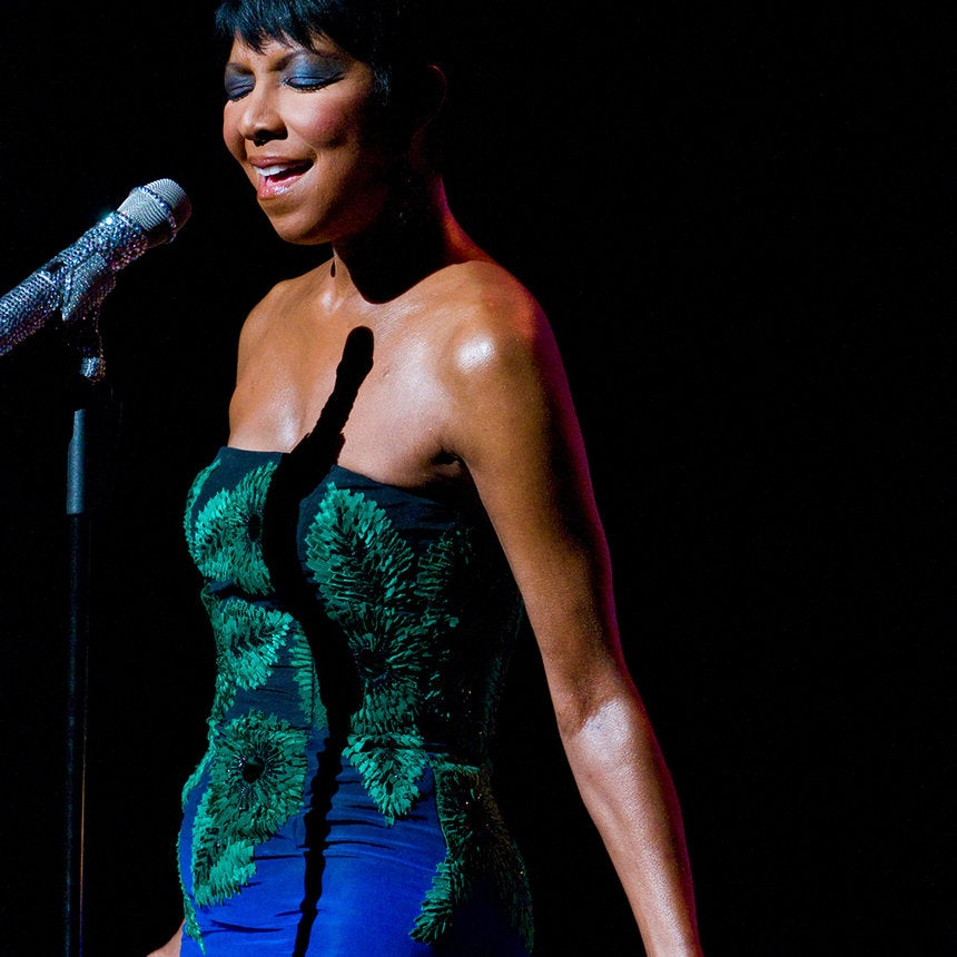Unforgettable: Natalie Cole's Life in Pictures