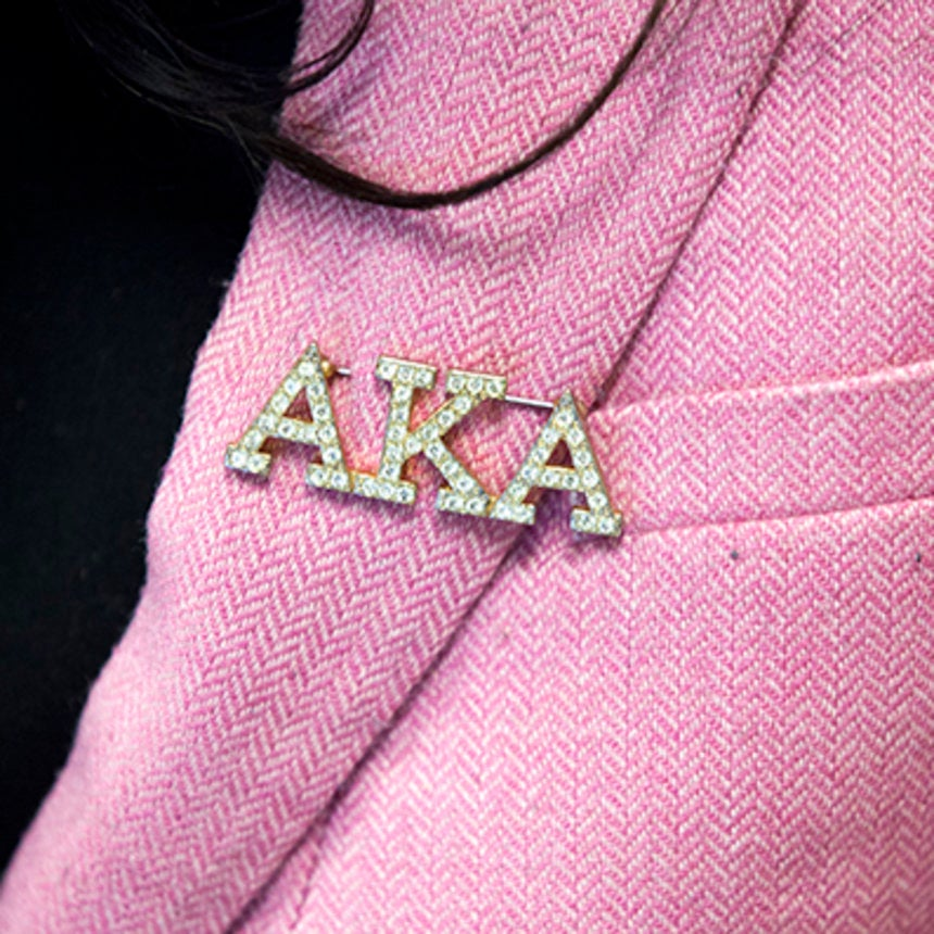 8 Keepsakes Every AKA Needs On Founders' Day from Etsy