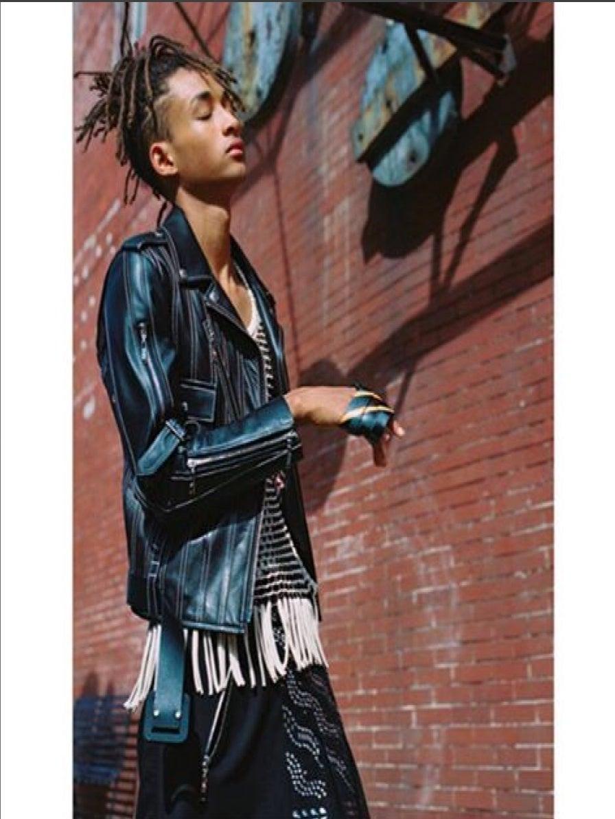 Jaden Smith Smashes Gender Lines, Stars in Louis Vuitton Womenswear Campaign