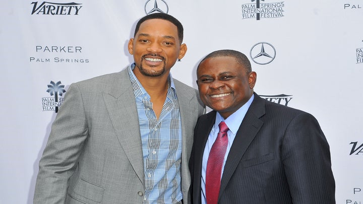 Will Smith Honored at Variety Brunch by 'Concussion' Doctor