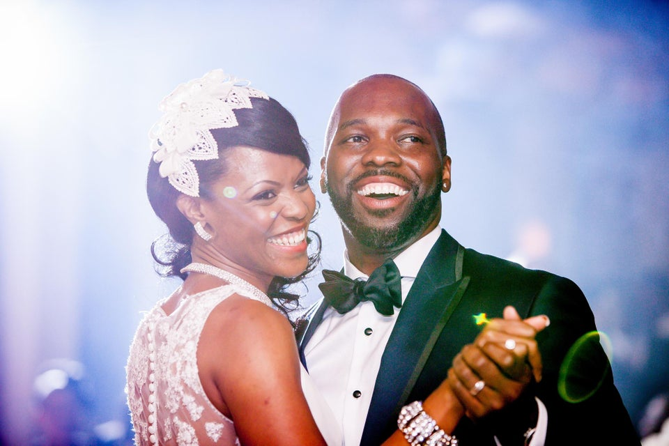 Bridal Bliss: Cheryl and Judson's Romantic Chateau Wedding Makes Us Swoon
