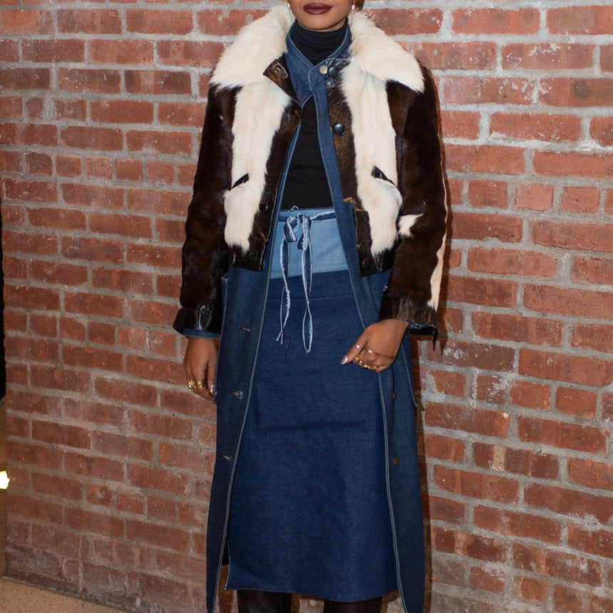 Street Style: Cold Weather Woes Can't Stop These Stylistas