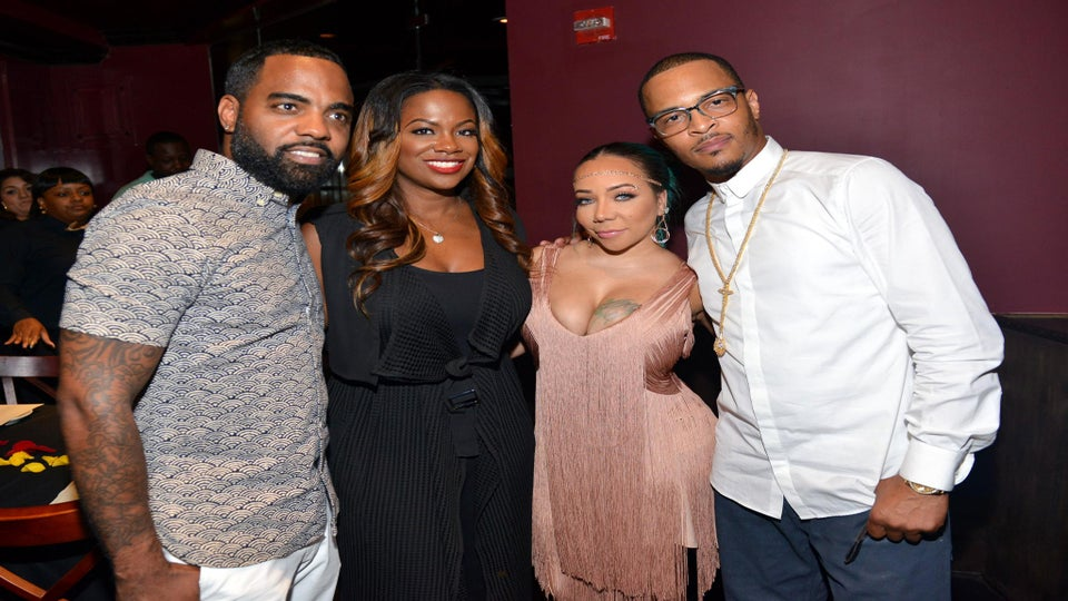 Tiny Loves Baby Being Pregnant At 40, Hopes Her Baby Will Be BFF's with Kandi Burruss'