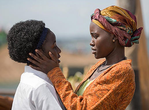 First Look: See Lupita Nyong'o in Her Next Project, 'The Queen of Katwe'