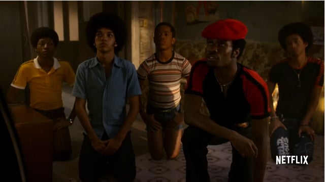 Netflix Drops Teaser For 'The Get Down' Starring Jaden Smith And Shameik Moore