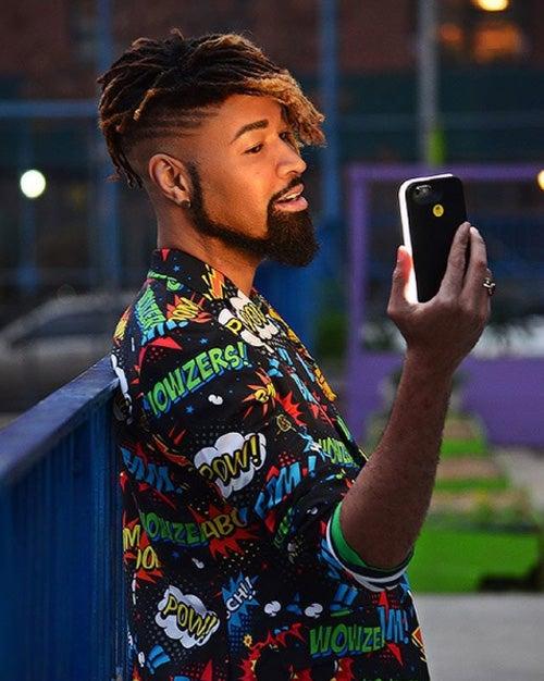 Beyoncé's Stylist Takes Selfies to a New Level