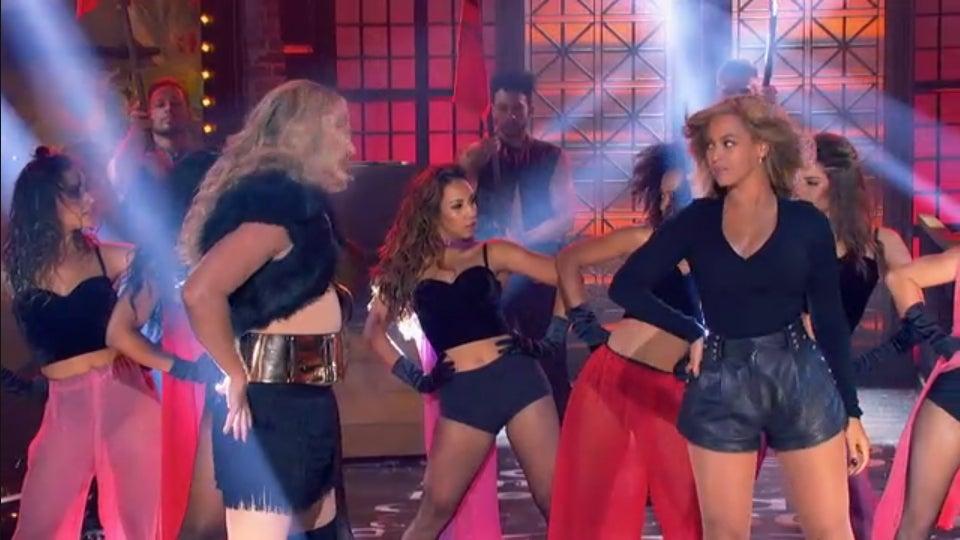 Watch Beyoncé Slay on 'Lip-Sync Battle'
