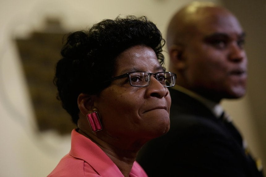 Sandra Bland's Mother Becomes Member Of Sigma Gamma Rho ...