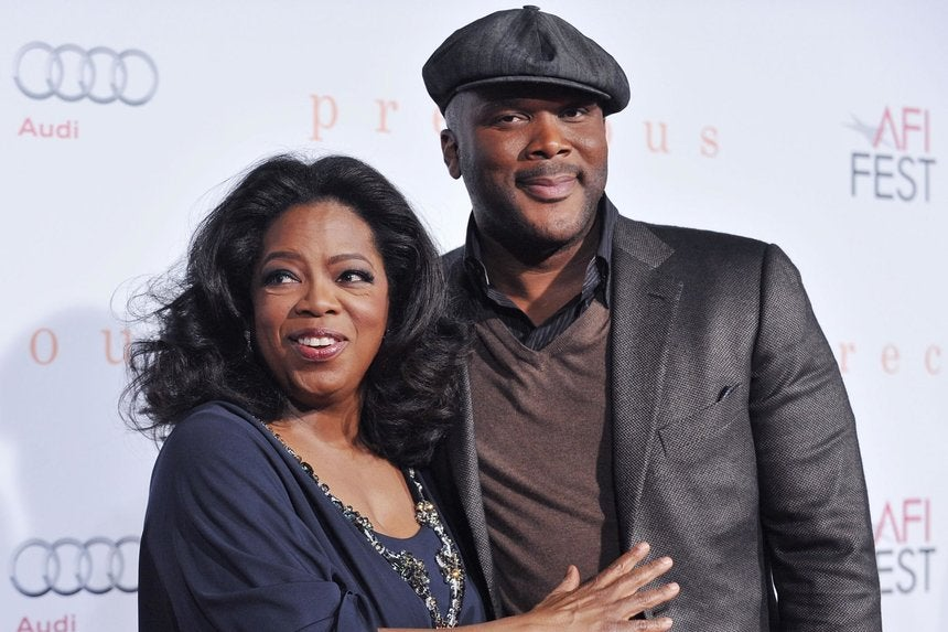 Tyler Perry: It's the Power Of Oprah That Saved OWN, Not Me ...