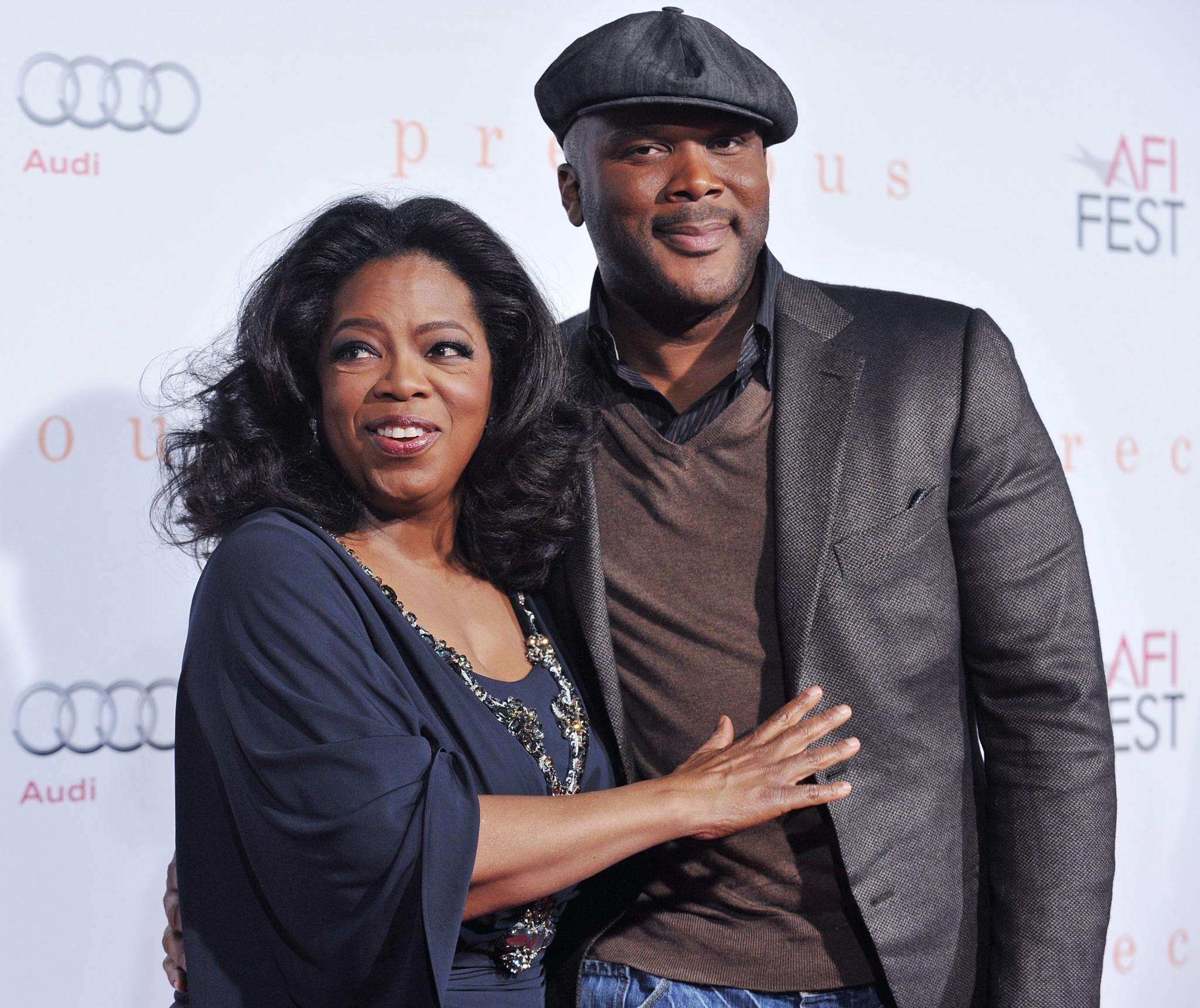 Tyler Perry: It's The Power Of Oprah That Saved OWN, Not Me