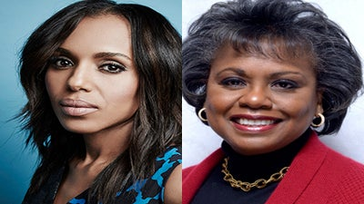 Exclusive: Kerry Washington Hopes Role as Anita Hill in HBO's 'Confirmation' Will Be a Conversation Starter