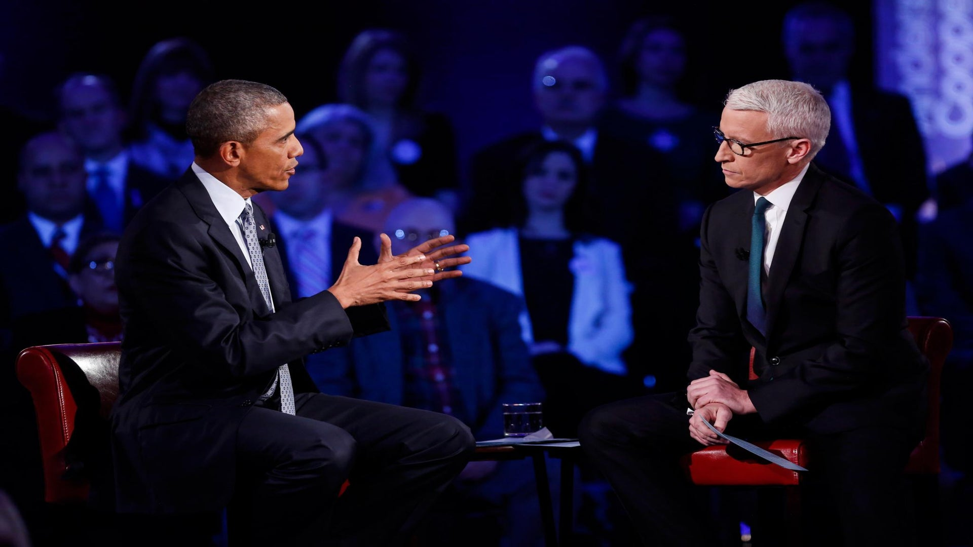 President Obama Dismisses Gun Control Conspiracy Theories, Says He Won't Seize All Firearms