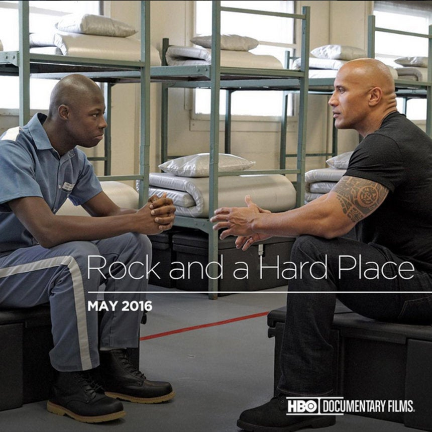 Dwayne 'The Rock' Johnson to Air 'Rock and a Hard Place' Documentary on HBO