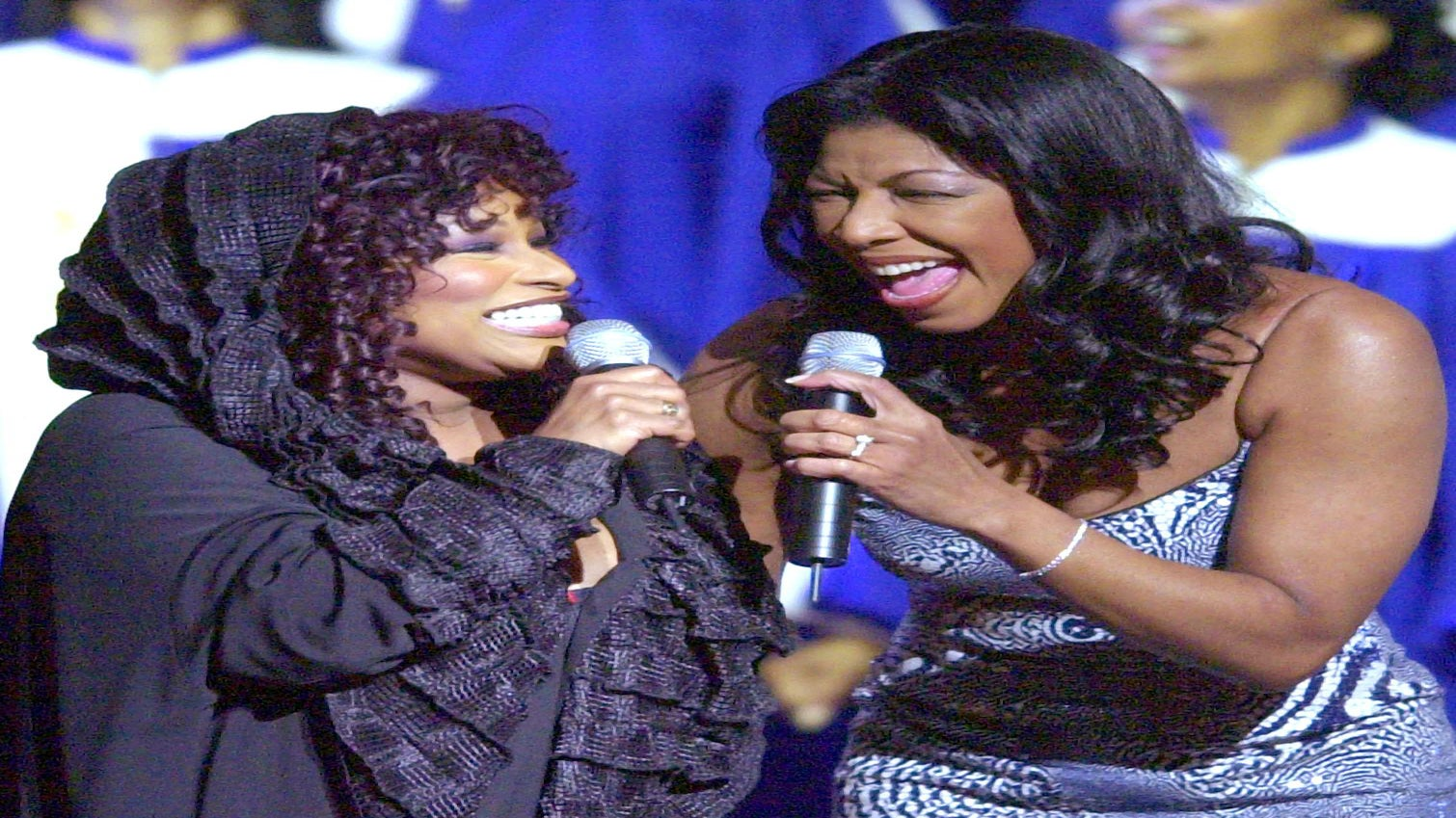 Chaka Khan to Sing at Natalie Cole's Funeral Service