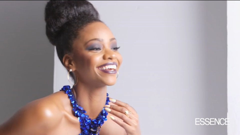 Behind the Cover: Teyonah Parris Talks Miki Howard Biopic and What #BlackGirlMagic Means to Her