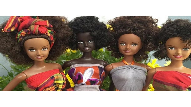 Curly-Haired Girls Finally Represented With New Line of Dolls