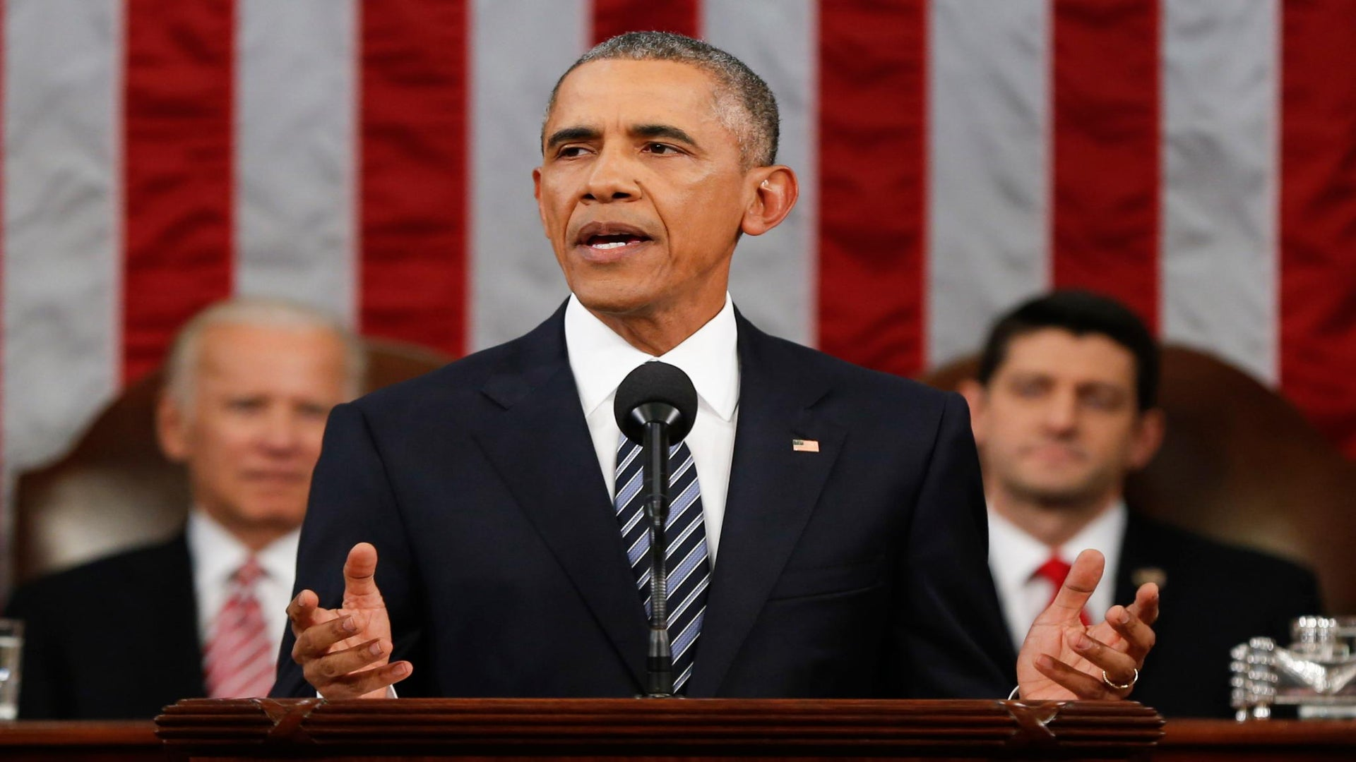 Did You Miss President Obama's State of the Union Address? Here's Everything You Need to Know
