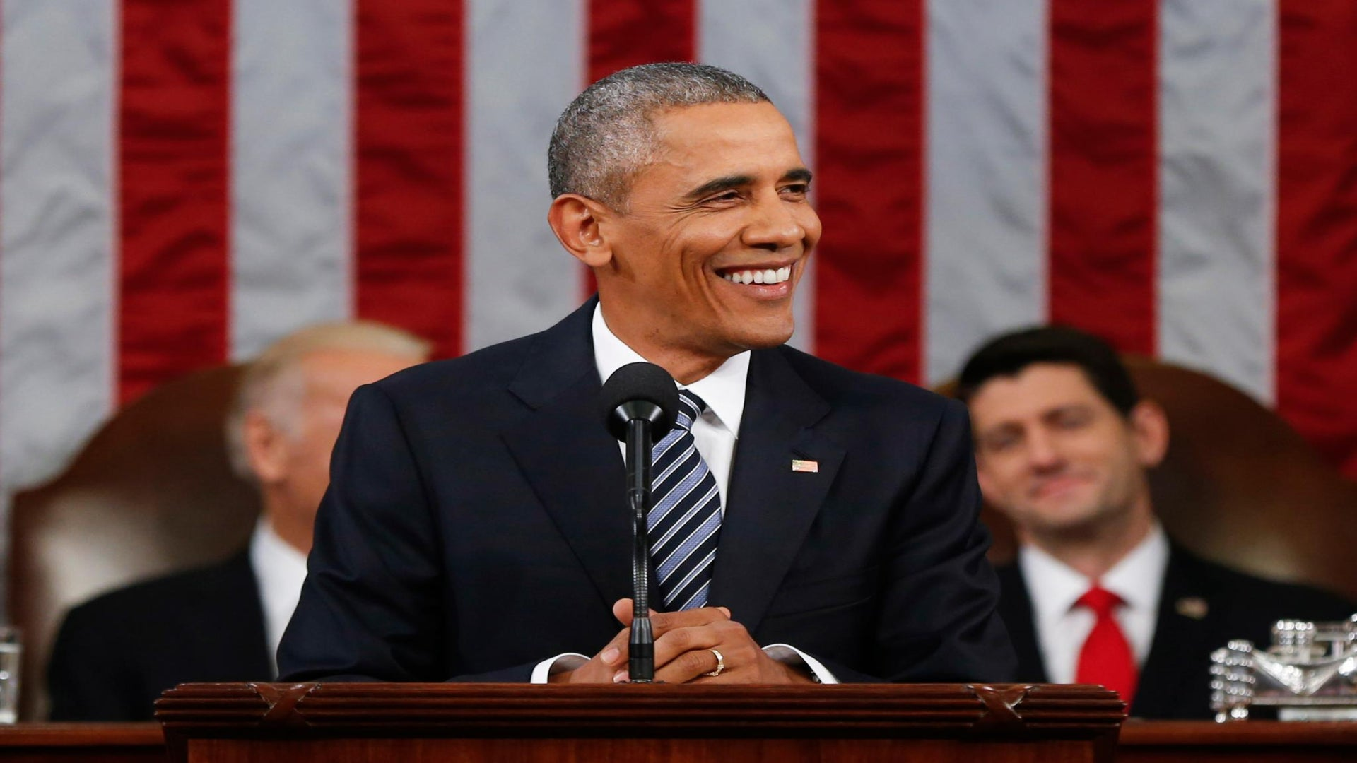 11 Tweets About the State of the Union Guaranteed to Make You LOL