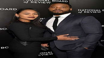 Couple Crush: 'Creed' Director Ryan Coogler and Fiancée Zinzi Evans Are The Cutest