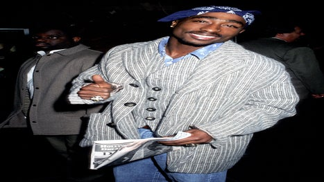 Here's Everything We Know About the Tupac Biopic So Far
