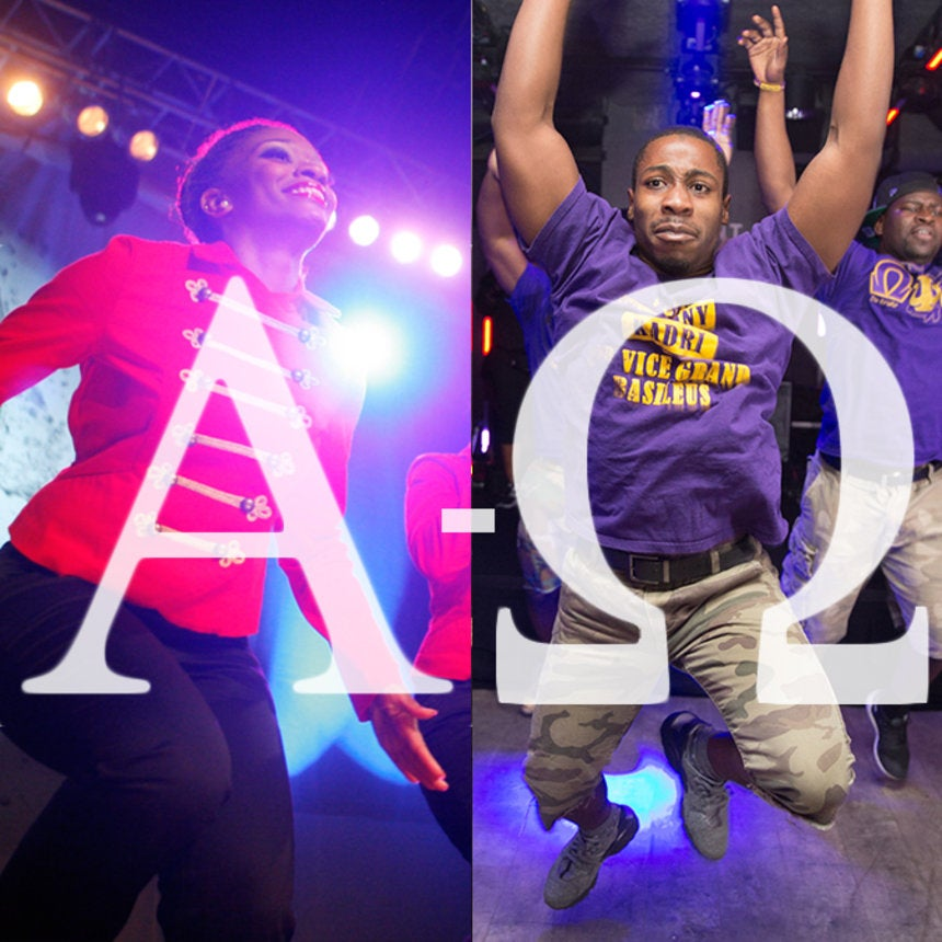 Alpha to Omega: The Ultimate Guide to Black Greek Culture