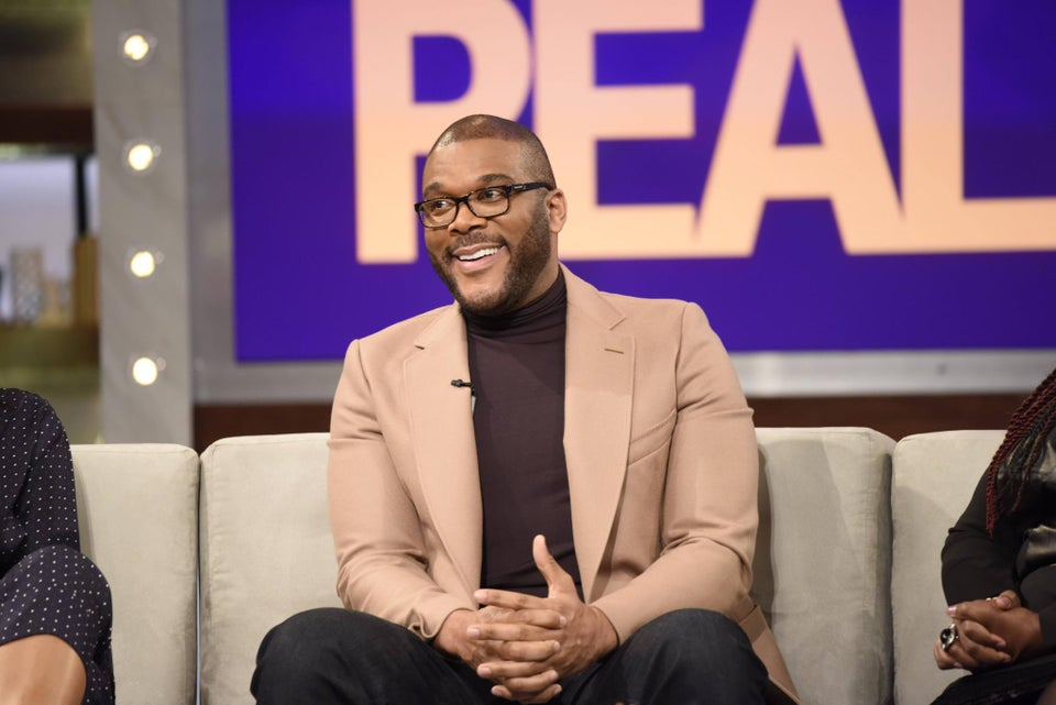 Tyler Perry Opens Up About Son and The Best Advice Oprah's Given Him