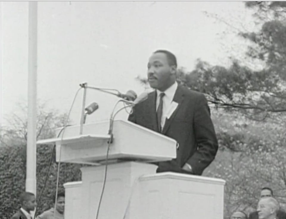 A Tribute to Rev. Martin Luther King, Jr.
