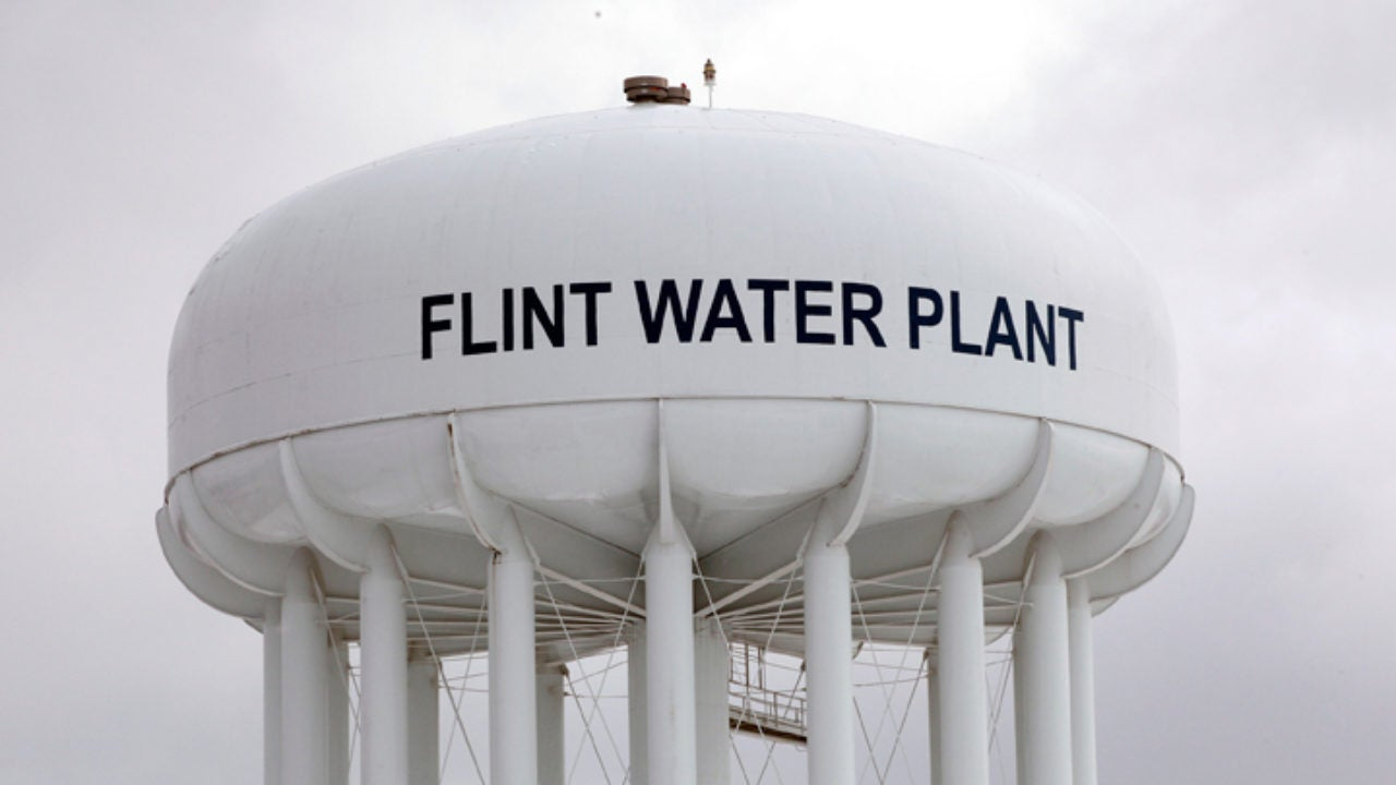 Flint Mayor Says The City's Water Crisis Won't Be Fixed For Another Two Years