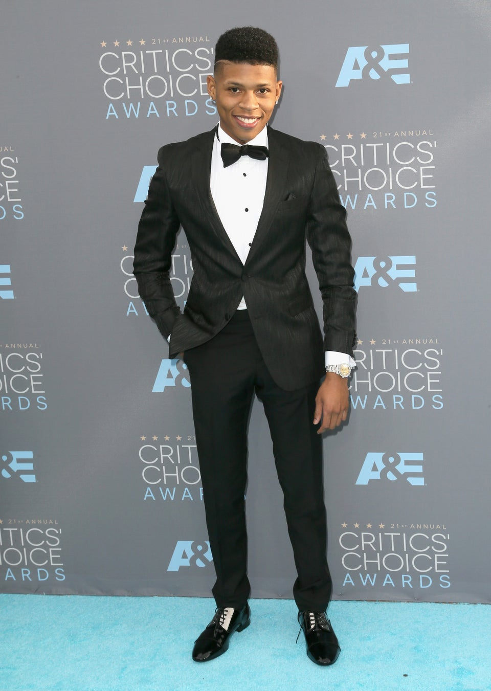Bryshere Y. Gray Joins BET's New Edition Biopic