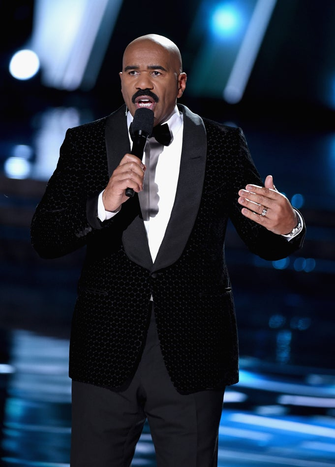 Steve Harvey To Host Miss Universe 2017 After Flub