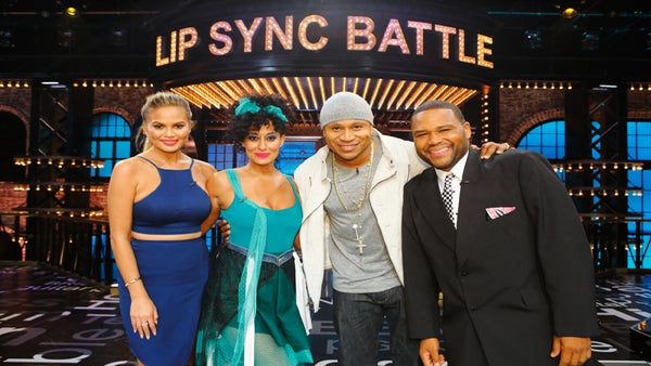The Best of 'Lip Sync Battle': Cameos, Choreography and Costumes