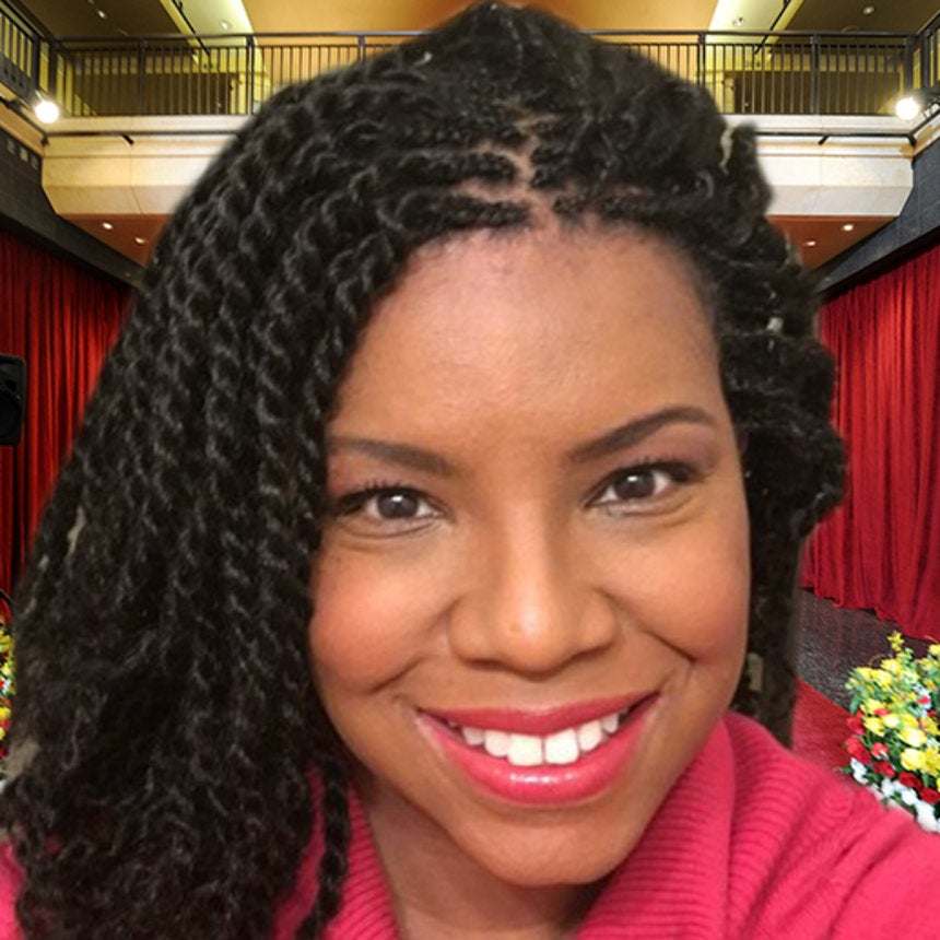 #OscarsSoWhite Activist April Reign Is Going To The Oscars!