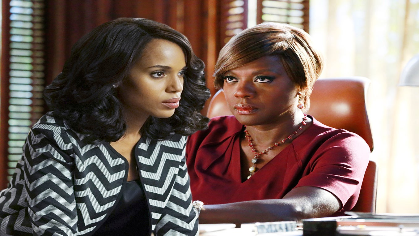 They're Back! Watch Midseason Promos for 'Scandal' and 'How to Get Away with Murder'