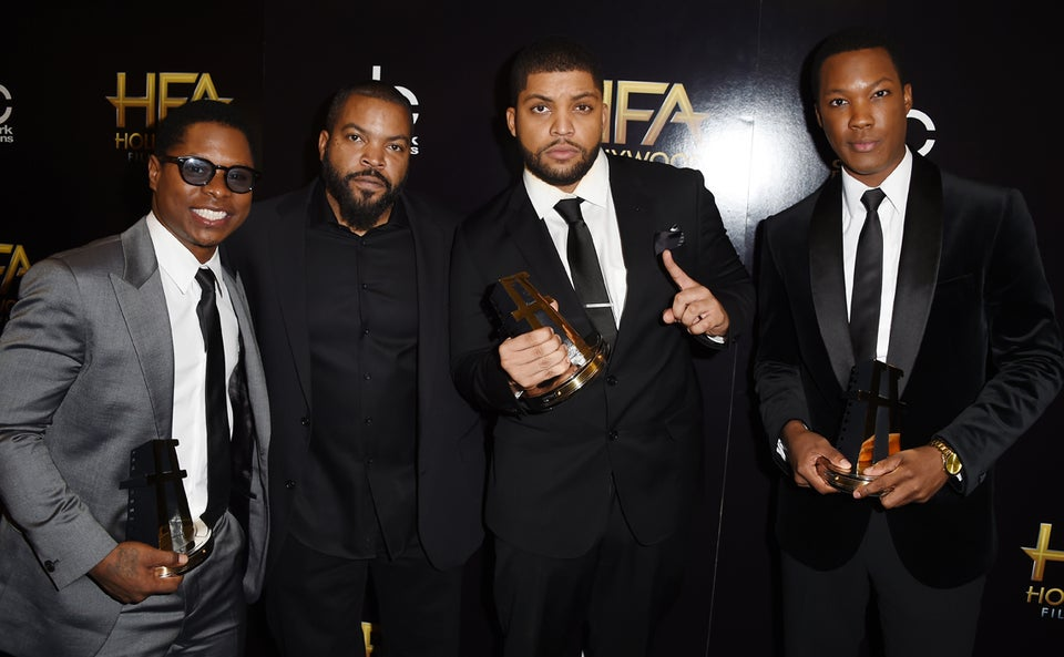 Former NWA Manager's Lawsuit Against 'Straight Outta Compton' is Moving Forward