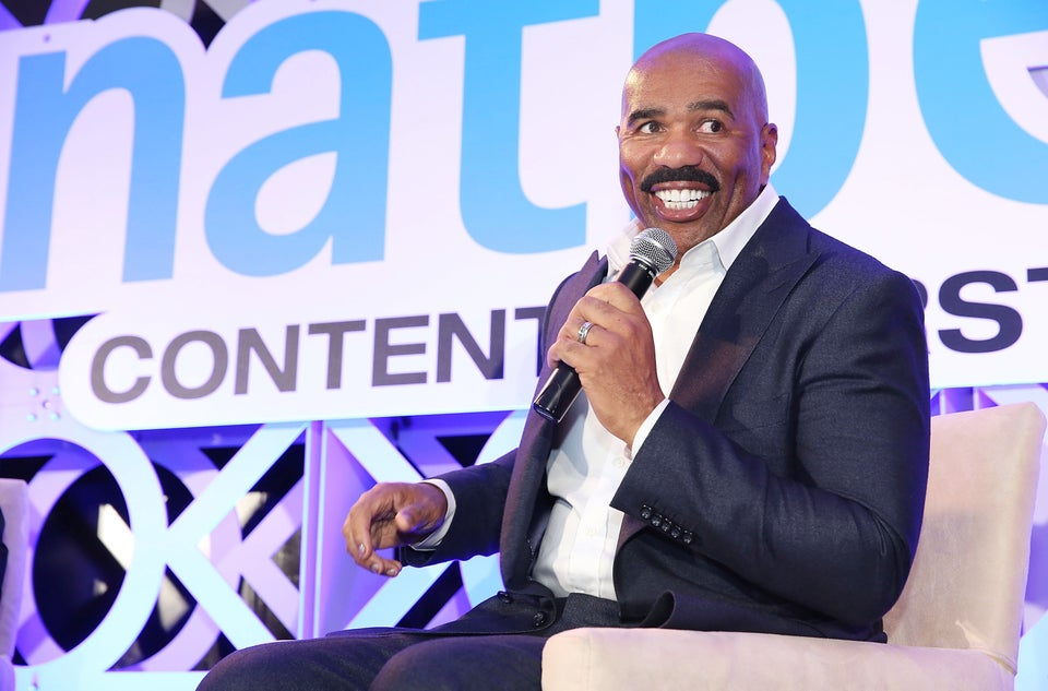 Steve Harvey Is Ending His Daytime Show To Launch A New One Next Year
