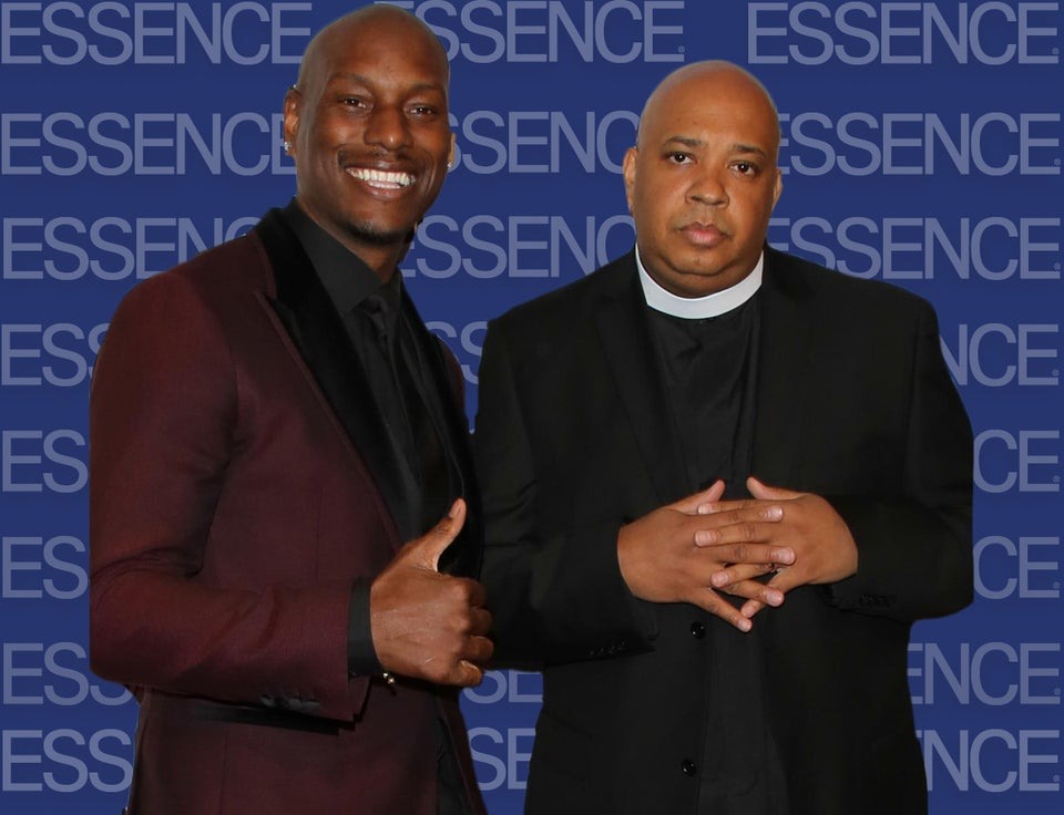 Tyrese and Rev. Run Offer Dating Tips for the Ladies on this Week's Episode of 'ESSENCE Live'