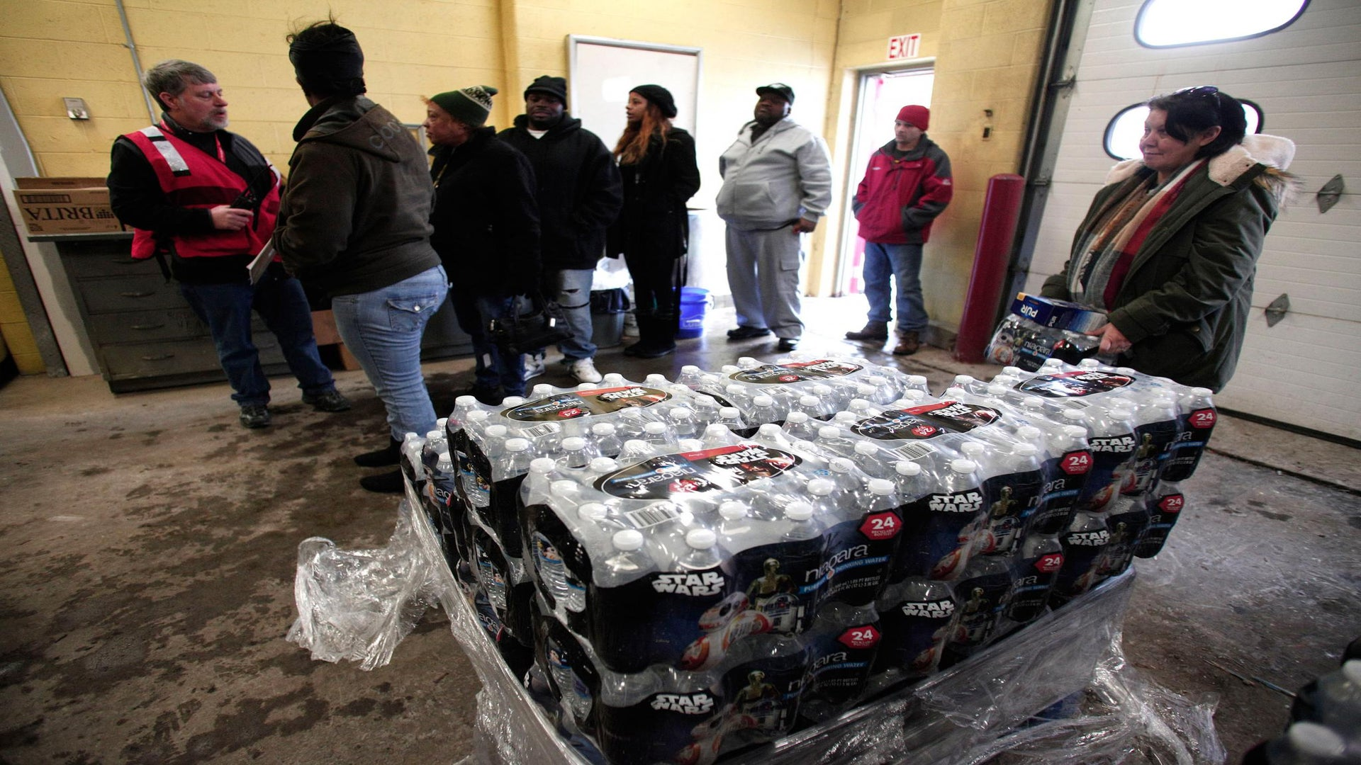 Flint Officials Announce $55 Million Plan to Eliminate Lead-Ridden Pipes