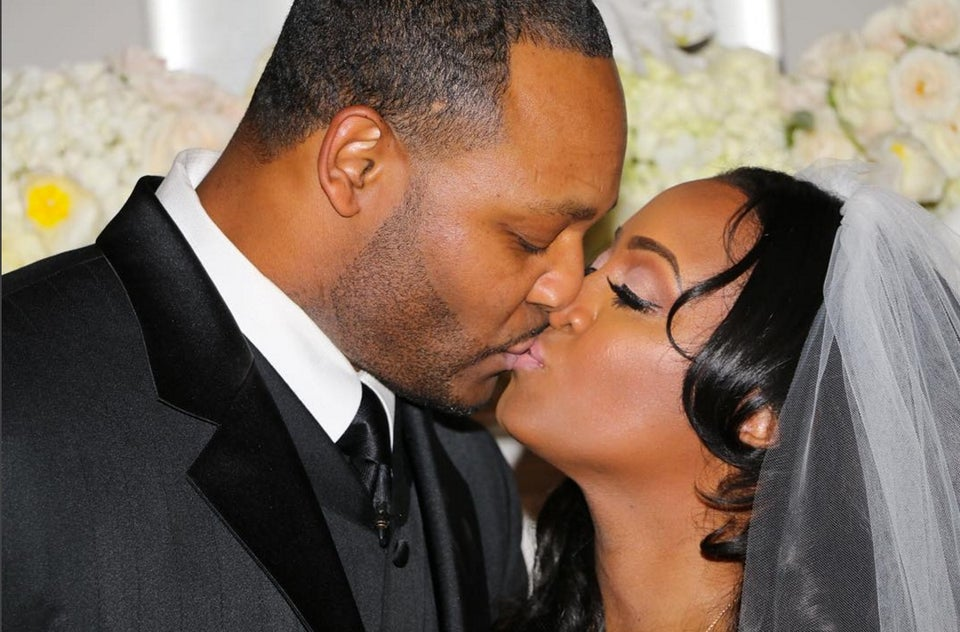 Keshia Knight-Pulliam Reveals She Quietly Wed Former NFL Star Ed Hartwell on New Year's Eve
