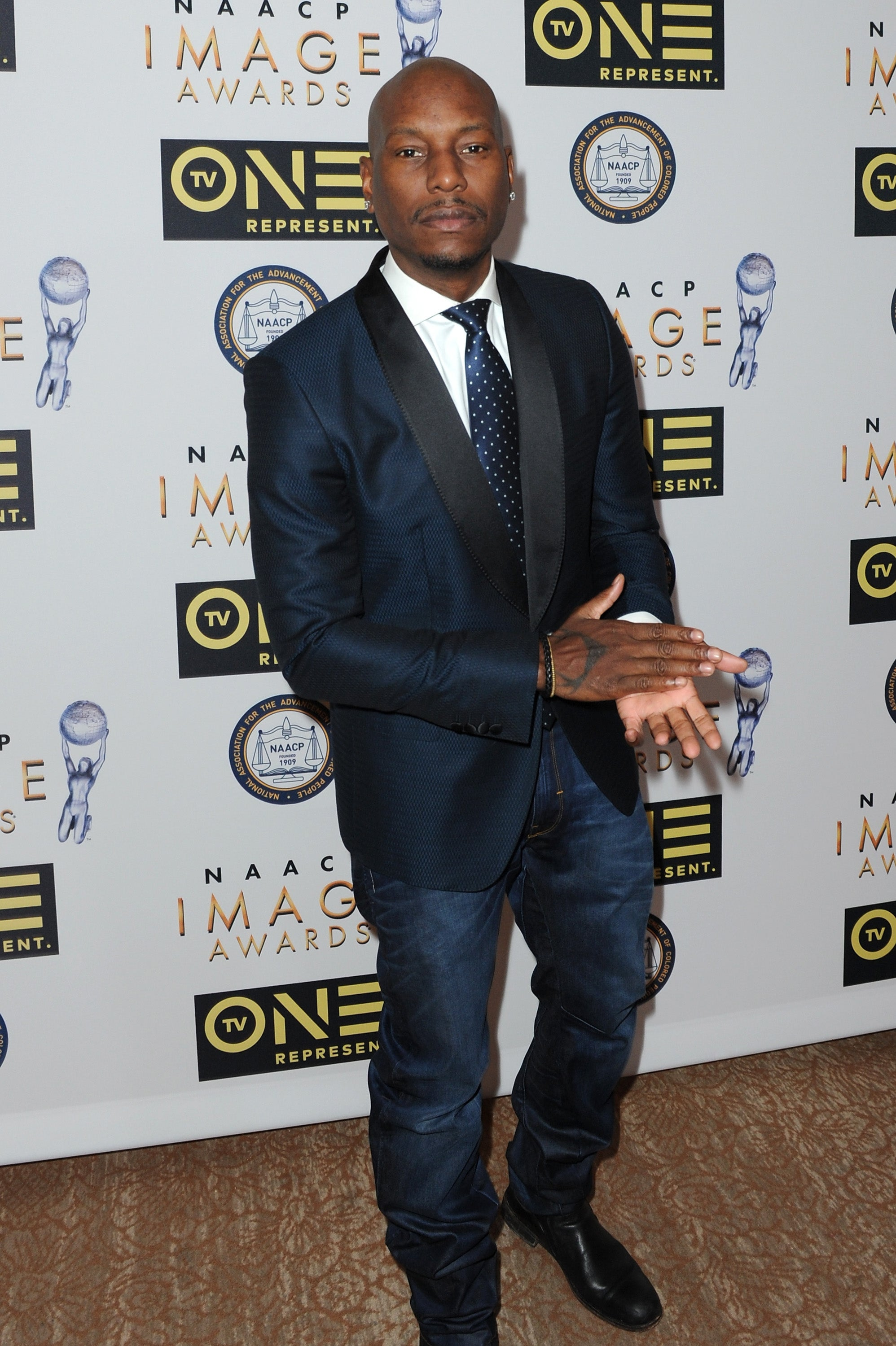 Tyrese: 'Shame on You, Chris Rock'