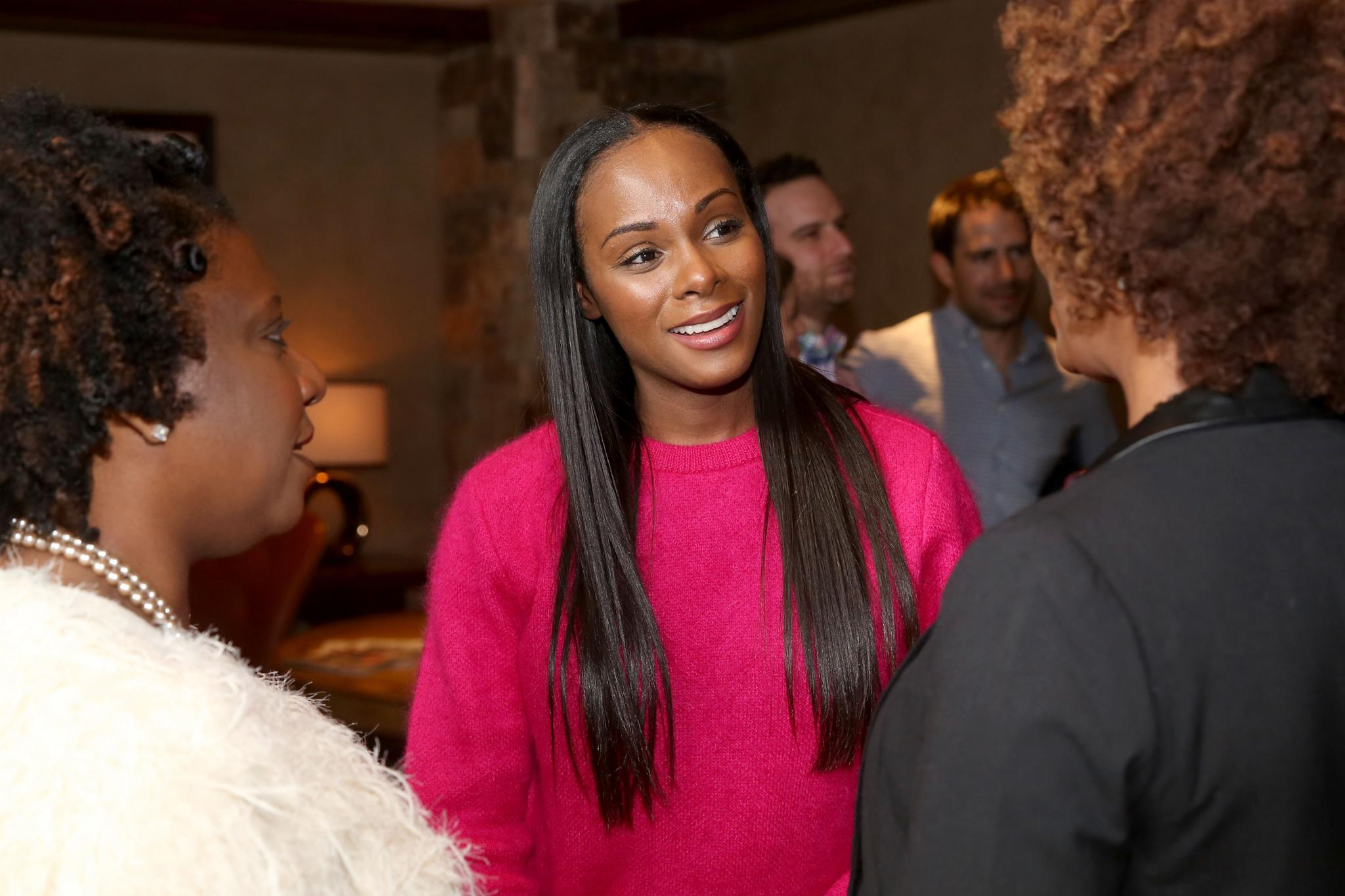 Here's Your First Look At Tika Sumpter In 'Black-ish' Prequel - Essence