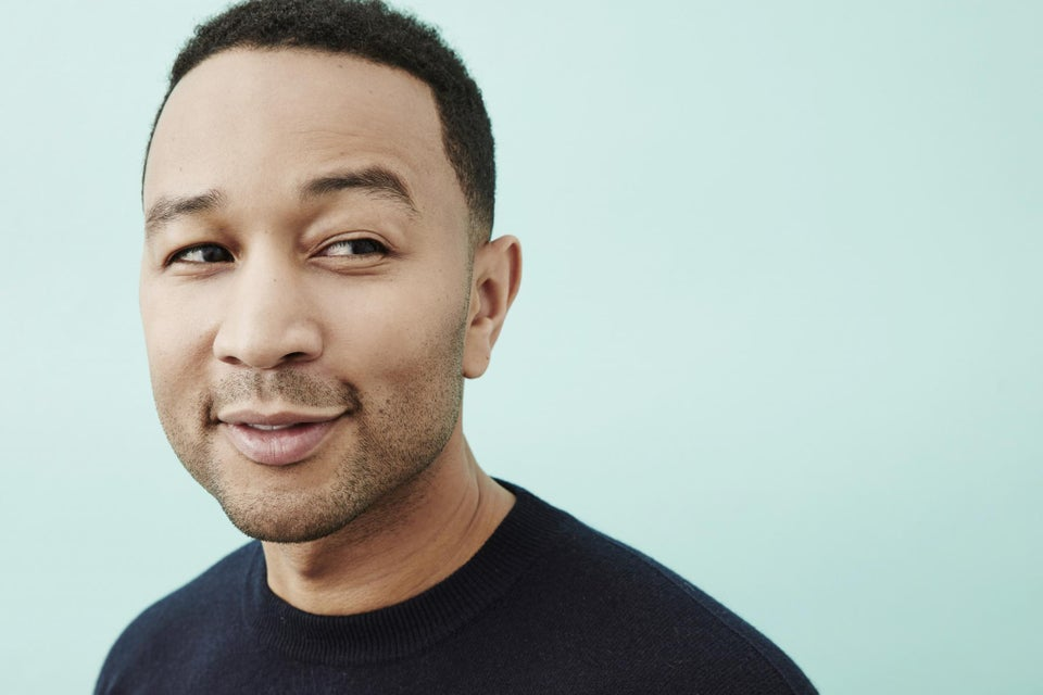 John Legend Is Not Here For Trump's Verbal Attacks Rooted In White Supremacy
