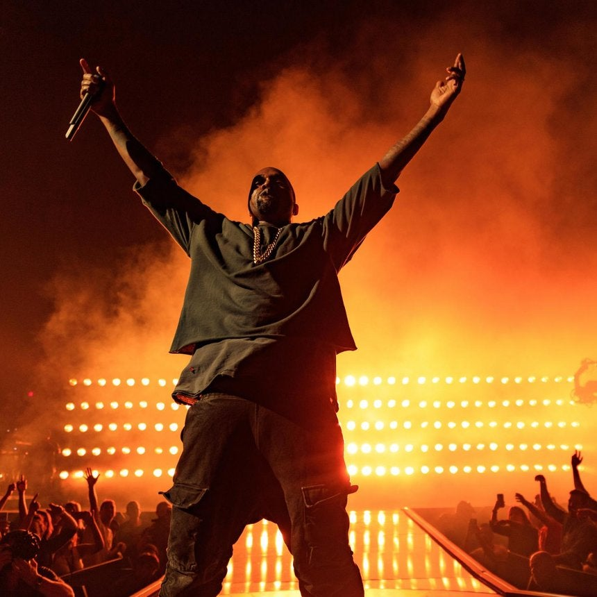 Kanye West Changes Name of Upcoming Album